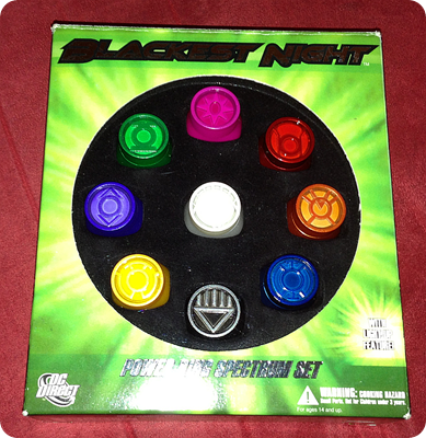Power Ring Spectrum Set