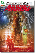 Brightest Day Green Arrow 2