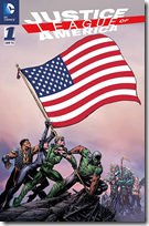 Justice League of America 1 Variant