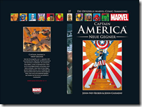 Hachette Marvel Collection 15: Captain America - Neue Gegner
