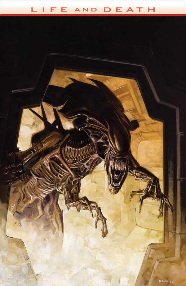 Aliens: Life and Death 4