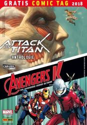 Attack on Titan / Avengers (Carlsen & Panini)
