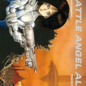 Battle Angel Alita (Carlsen)