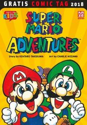 Super Mario Adventueres (Kazé)