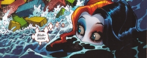 Harley Quinn Be Careful What You Wish For Ausschnittpanel | ©2018 DC Entertainment